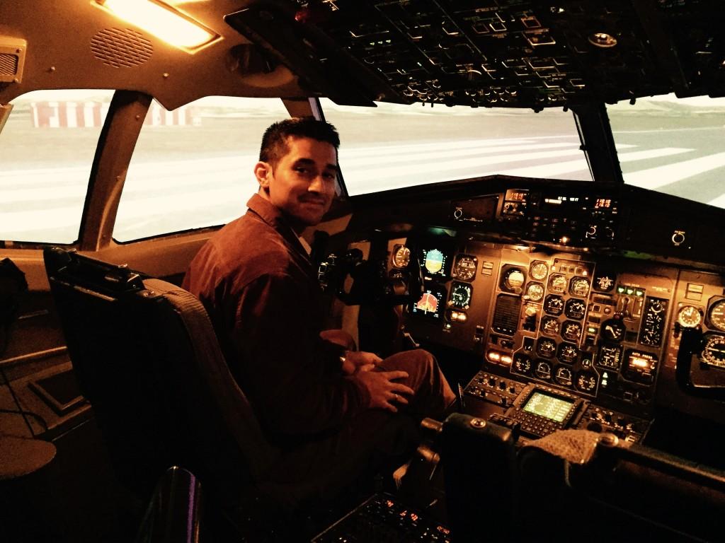 samarth-singh-captain-capt-atr-pilot-cockpit