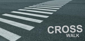 cross-walk