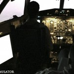 Ab-Inito Pilots Training on an ATR 72-500 Level D (FFS) Simulator at Madrid, Spain