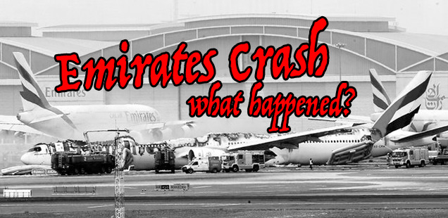 Why did the Emirates Flight 521 Crash? - 2 Minute Read - TOGA gone bad