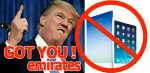 Trump's Master Stroke! – The iPad ban might actually help India
