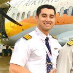 samarth singh ATR Pilot